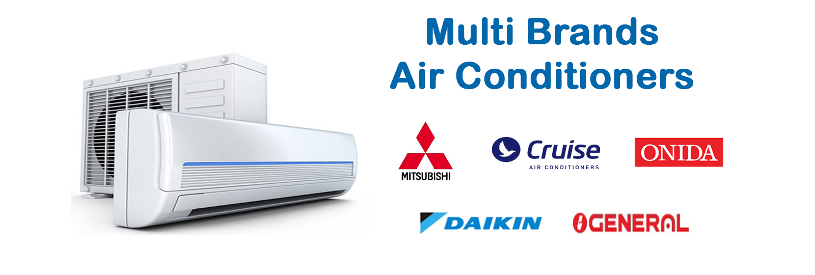 Multi Brands Air Conditioners